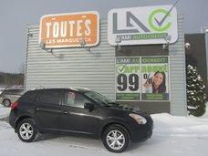 Nissan Rogue SL 2009 CUIR+TOIT+GR ELECTRIQUE+SIEGES CHAUFFANT