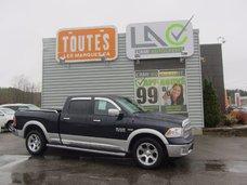 Ram 1500 Laramie 2016 CUIR+GR ELECTRIQUE+CAMERA+GPS