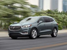Say hello to the 2018 Buick Enclave