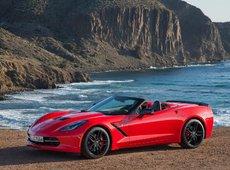 Chevrolet Corvette, Silverado named Car and Truck of 2014