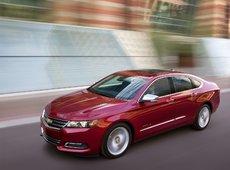 2014 Chevrolet Impala is Consumer Reports highest ranking sedan