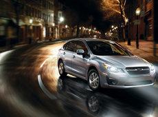 Subaru Impreza 2014 – Sécurité et économie d'essence ensemble à nouveau