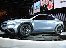 Subaru Viziv Performance : un concept qui fait saliver