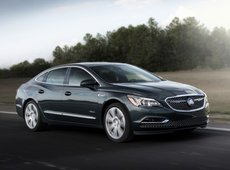 New Buick LaCrosse Avenir unveiled at the Los Angeles Auto Show