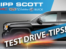 Test Drive Tips