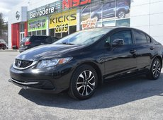 Honda Civic Sdn EX TOIT-OUVRANT MAGS BLUETOOTH 2013