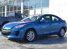 Mazda Mazda3 GS AUTOMATIQUE AIR CLIMATISÉ GROUPE ÉLECTRIQUE 2012