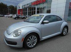 Volkswagen Beetle CONFORTLINE AUTOMATIQUE CUIR AIR CLIMATISÉ 2012