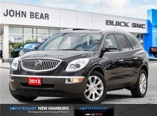 2012 Buick Enclave CXL AWD - ABSOLUTELY MINT ONE OWNER TRADE IN
