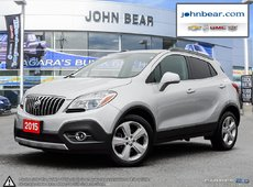 2015 Buick Encore LEATHER, REAR VISION CAMERA