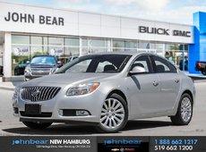 2011 Buick Regal CXL - LEATHER, BLUETOOTH