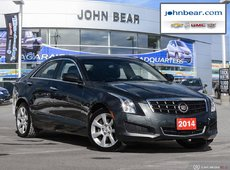 2014 Cadillac ATS JUST TRADED, ALL WHEEL DRIVE
