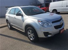 2013 Chevrolet Equinox JUST TRADED, ONE OWNER, ONLY 30000 KMS