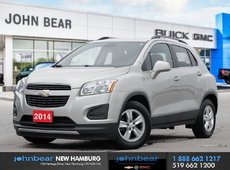 2014 Chevrolet Trax LT -WITH SNOW TIRES ON RIMS