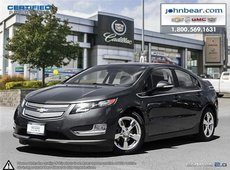 2012 Chevrolet Volt Electric Base..VERY VERY RARE