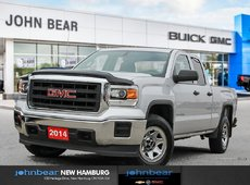 2014 GMC Sierra 1500 DOUBLE CAB - OFF LEASE, WHAT A NICE TRUCK