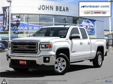 2015 GMC Sierra 1500 SLE 8 COLOR TOUCH SCREEN, 4G LTE WI-FI