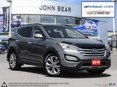 2016 Hyundai Santa Fe Sport LIMITED NAVIGATION, BACK UP CAMERA