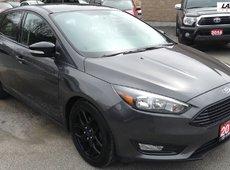 2015 Ford Focus SE HATCHBACK BACK-UP CAMERA HEATED SEATS
