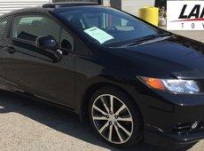 2012 Honda Civic Cpe Si 2 DOOR COUPE MANUAL
