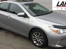 2016 Toyota Camry Hybrid XLE SAVE GAS IN LUXURY AND EXTENDED WARRANTY