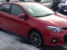 2014 Toyota Corolla SPORT HEATED SEATS_SUNROOF_BLUETOOTH
