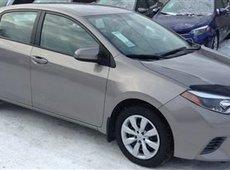 2015 Toyota Corolla LE HEATED SEATS RELIABLE & ECONOMICAL