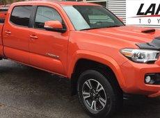 2016 Toyota Tacoma SR5 TRD SPORT 4X4 DOUBLE CAB