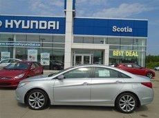 2013 Hyundai Sonata 2.0T Leather PLUS RECEIVE a $500 Gas Card