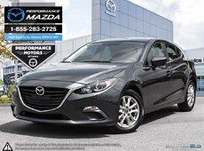 Mazda Mazda3 SPORT GS 2016