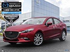 2017 Mazda Mazda3 GT at