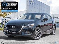 Mazda Mazda3 GT at 2018