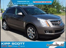 2011 Cadillac SRX 3.0 AWD Performance, Leather, Sunroof, Clean
