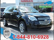 2011 Chevrolet Equinox LS AWD, Automatic, Cloth, Cruise, A/C