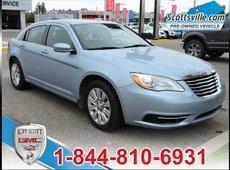 2013 Chrysler 200 LX, Cloth, Bluetooth, Cruise, Keyless Entry