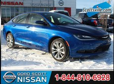 2015 Chrysler 200 S, Leather Seats, Cruise, A/C, Uconnect