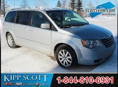 2010 Chrysler Town & Country Touring, Dual DVD, Power Sliders