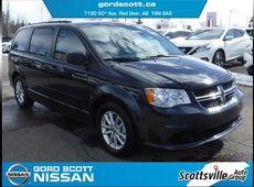 2014 Dodge Grand Caravan SXT Plus, DVD, Cloth, Stow'n Go, Low KM