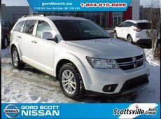2015 Dodge Journey SXT FWD, Cloth, 7 Passenger, Tri-Zone, A/C