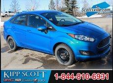 2014 Ford Fiesta SE Sport, Cloth, Spoiler, Power Locks/Windows