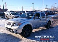 2016 Nissan Frontier PRO-4X Luixury
