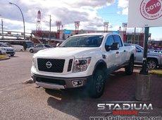 2016 Nissan Titan XD XD PRO-4X 4x4 Two-Tone Diesel