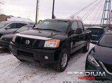 2009 Nissan Titan PRO-4x