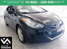 Hyundai Elantra GL #MAG 2012