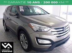 Hyundai Santa Fe SE **BLUETOOTH** 2013