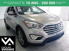 Hyundai Santa Fe XL Limited **6 passagers** 2013