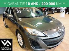 Mazda 3 GX **AIR+AUX** 2011