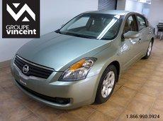 Nissan Altima 2.5 S **AIR+CRUISE** 2008