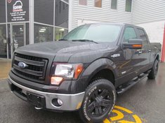 Ford F-150 Xlt-4x4-3.5l,ecoboost,twin,turbo,mags unique 2013
