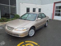 Honda Accord Lx-Impeccable-Toujours entretenue ici 2002